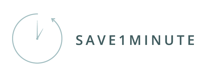 Save1Minute